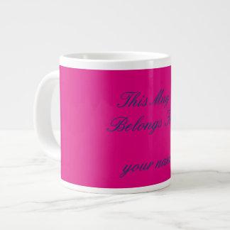 special, café express, fondo, su nombre, taza
