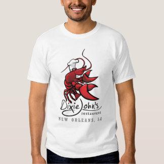 Specials de Dixie Juan (logotipo del color) Camisas