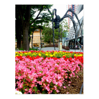 Spider of  Mori Tower in Roppongi Hills Postal
