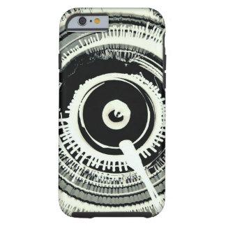 ¡Spinart! Negro estupendo de Nova Funda De iPhone 6 Tough