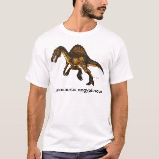 Spinosaurus, aegyptiacus del spinosaurus camiseta