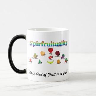 Spirfruituality: ¿Qué clase de fruta está en Taza Mágica