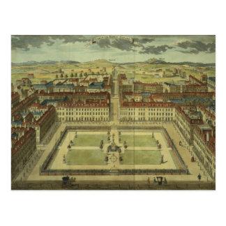 Square de Soho o de rey, para la 'encuesta sobre e Tarjetas Postales