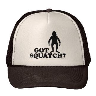 ¿SQUATCH CONSEGUIDO? - con la figura - gorra