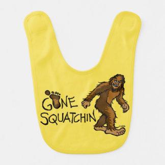Squatchin ido babero