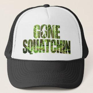 Squatchin ido ** edición profunda especial del gorra de camionero