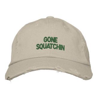 Squatchin ido gorras bordadas