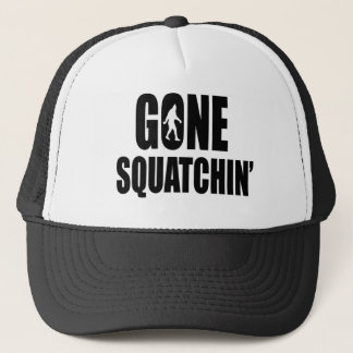 Squatchin ido gorra de camionero