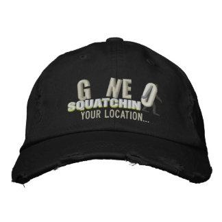 SQUATCHIN IDOS lo personalizan casquillo de la Gorra De Beisbol Bordada