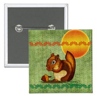 Squirrel Botón