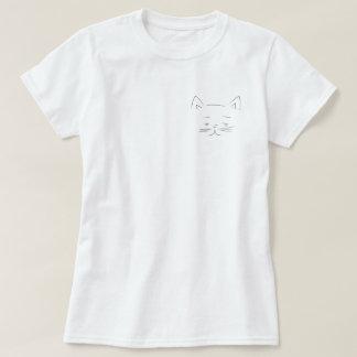 Sr. Bigotes Tee Camiseta