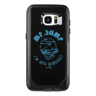 Sr. Bump el | estoy en el vendaje Funda OtterBox Para Samsung Galaxy S7 Edge