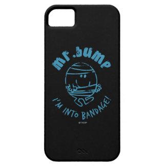 Sr. Bump el | estoy en el vendaje Funda Para iPhone SE/5/5s