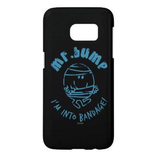 Sr. Bump el | estoy en el vendaje Funda Samsung Galaxy S7