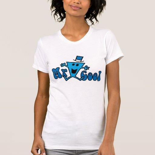 Sr. Cool Logo 2 Camisetas