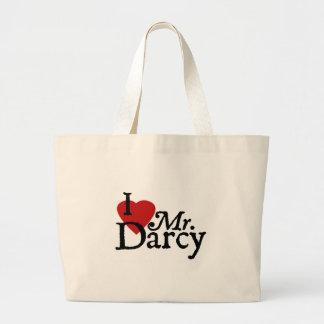Sr. Darcy del AMOR de Jane Austen I Bolsa De Mano