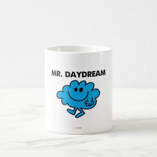 Sr. Daydream Classic Pose Taza De Café