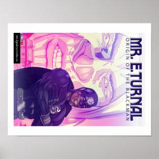 SR. ETURNAL: Poster del arte de la cubierta de