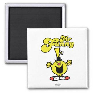 Sr Funny Logo 1 Iman De Frigorífico