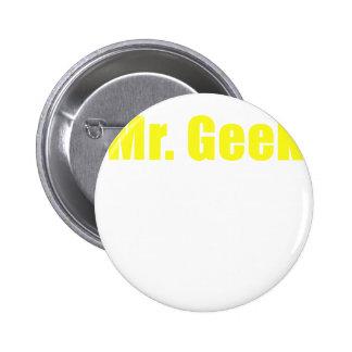 Sr Geek Pin