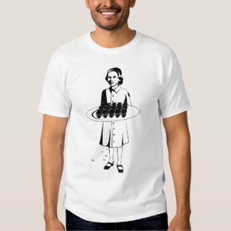 Sr. girl scout camisas