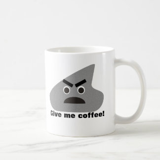 ¡Sr. Grouchy - déme la taza de café! (Personalizar