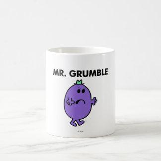 Sr Grumble Classic Tazas De Café
