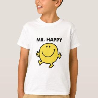 Sr. Happy el | que baila y que sonríe Camiseta