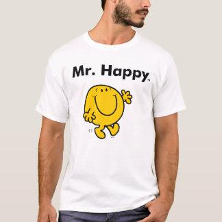 Sr. Happy Is Always Happy de Sr. Men el | Camiseta