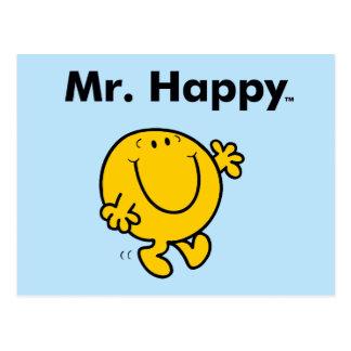 Sr. Happy Is Always Happy de Sr. Men el | Postal
