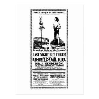 Sr. Kite - postal