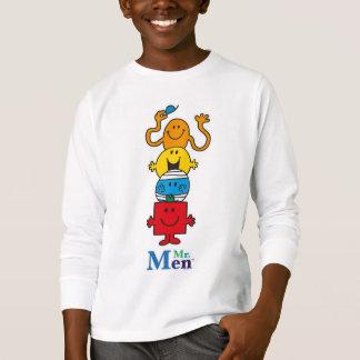 Sr. Men Standing Tall de Sr. Men el | Camiseta