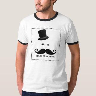 Sr. Moustache Unisex T-Shirt