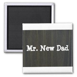 Sr. Nuevo imán del papá