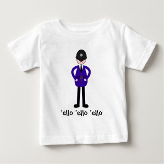 Sr. Plod The Policeman Camiseta De Bebé