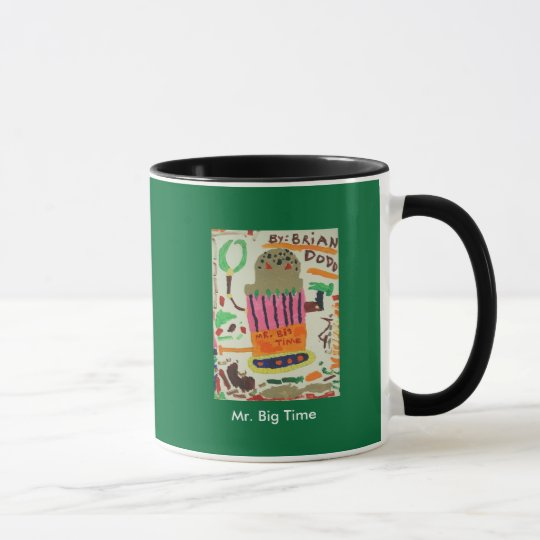 Sr. primera línea doddmangallery.com taza