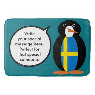 Sr. que habla sueco Penguin