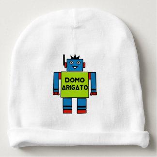 Sr. Roboto Baby Hat de Domo Arigato Gorrito Para Bebe