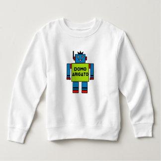 Sr. Roboto Toddler Fleece Sweatshirt de Domo Sudadera