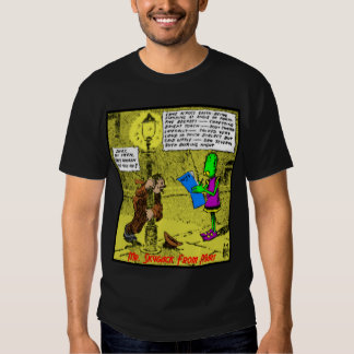 Sr. Skygack Observes un borracho Camiseta