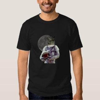 Sr. Whiskers, Astro-gato en camiseta del espacio