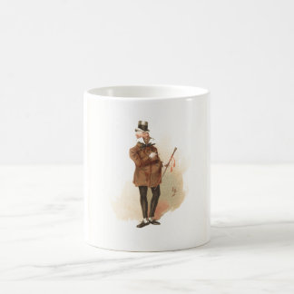 Sr. Wilkins Micawber David Copperfield Taza De Café