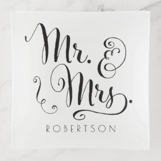 Sr. y señora Fancy Script