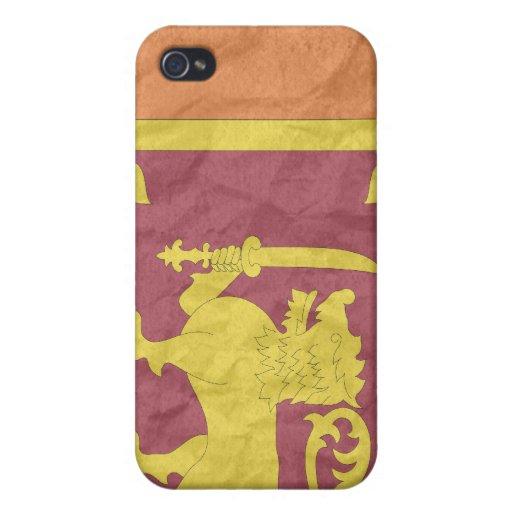 Sri Lanka iPhone 4/4S Carcasas