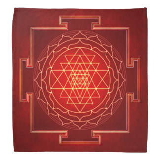 Sri Yantra - Artwork x Bandana