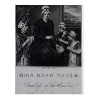 Srta. Nano Nagle, 1809 Postal