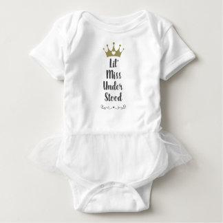 Srta. Understood de Lil Body Para Bebé