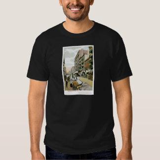 St. de la mora, New York City Camisetas