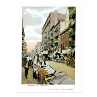 St. de la mora, New York City Postal