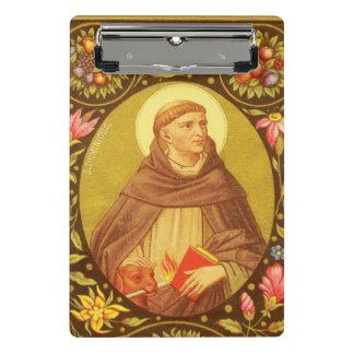 St Dominic de Guzman (P.M. 02) Minicarpeta De Pinza